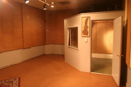 Main Tracking Room