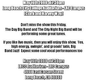 Jazz Friday May 16