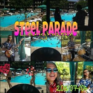 Steel Parade @ Langham, Pasadena ,CA 130704